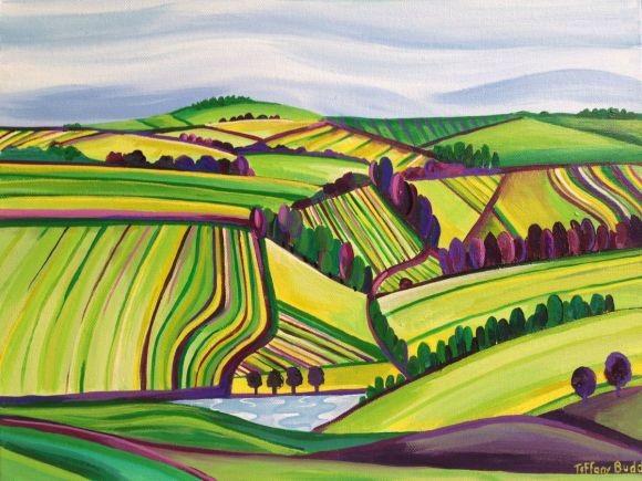 The Dorset Hills