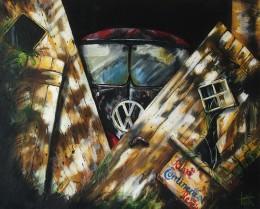 VW Barn Find